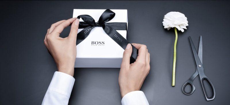 Подарок начальнице и начальнику
